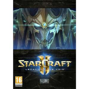 StarCraft 2 Legacy of the Void (Via Application Mobille)