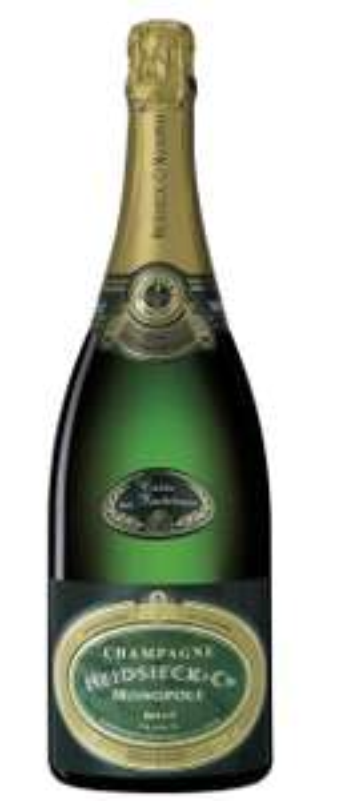 Magnum de Champagne Cuvée des Fondateurs Brut HEIDSIECK & CO MONOPOLE - 1,5L