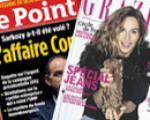 8 numéros gratuits (au format papier) au magazine  Le Point et/ou Grazia