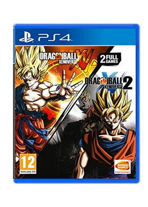 Double Pack Dragon Ball Xenoverse + Dragon Ball Xenoverse 2 sur PS4