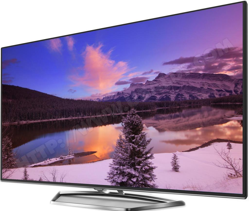 "TV 42"" Thomson 42UZ7766 4K UHD 3D Wifi"