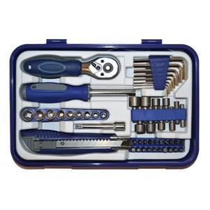 Coffret à outils 51 pièces