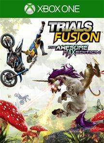 Jeu Trials Fusion: The Awesome Max Edition + Season Pass sur Xbox One et PS4