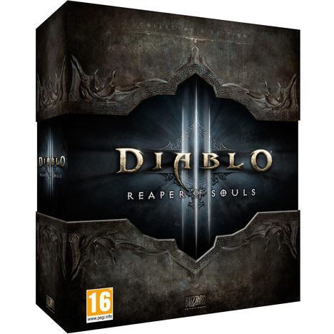 Jeu Diablo III Reaper of Soul sur PC - Edition Collector