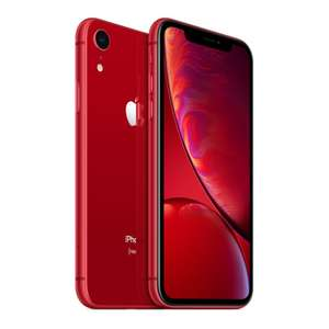 """Smartphone 5.8"""" Apple IPhone XR - 128Go - RED Special Edition (854.46€ avec le code SANTA)"""