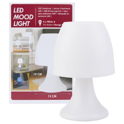 Lampe LED de table - Couleur changeante ou blanche