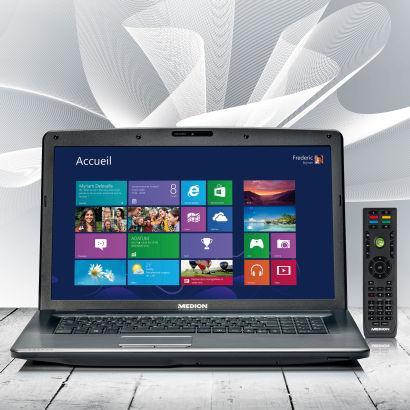"Ordinateur portable Medion Akoya P7818, 17,3"""
