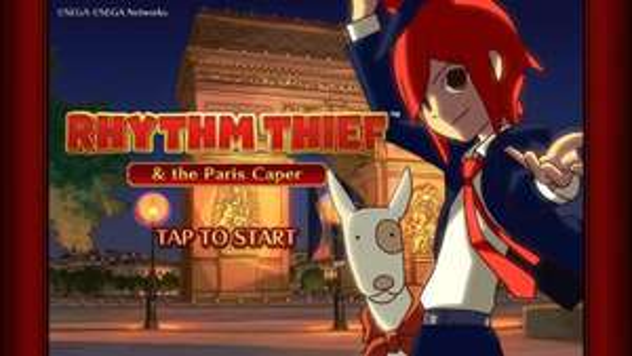 Rhytm Thief & the Paris Caper gratuit sur iOS