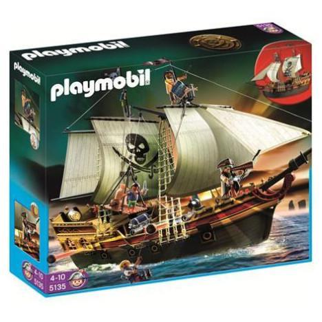 Bateau d'attaque Pirate Playmobil 5135