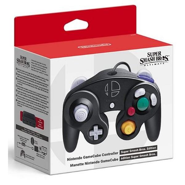 Manette Gamecube édition Super Smash Bros Ultimate