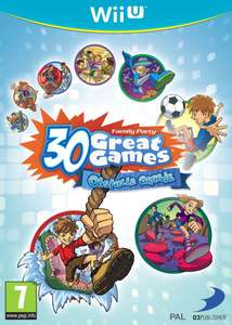 Family Party : 30 Great Games Obstacle Arcade sur Wii U
