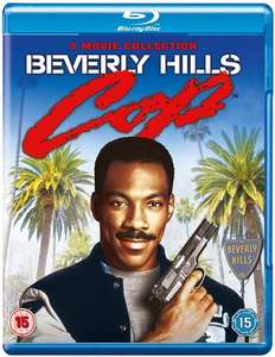 Sélection de Coffrets Blu-ray et 4k en Promotion - Ex : Le coffret Le Flic de Beverly Hills 1-3 (import UK)