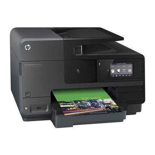 Imprimante Multifonction Wi-Fi  HP Officejet Pro 8620  à Jet d'encre Couleur 4-en-1 (USB 2.0/Ethernet/NFC)