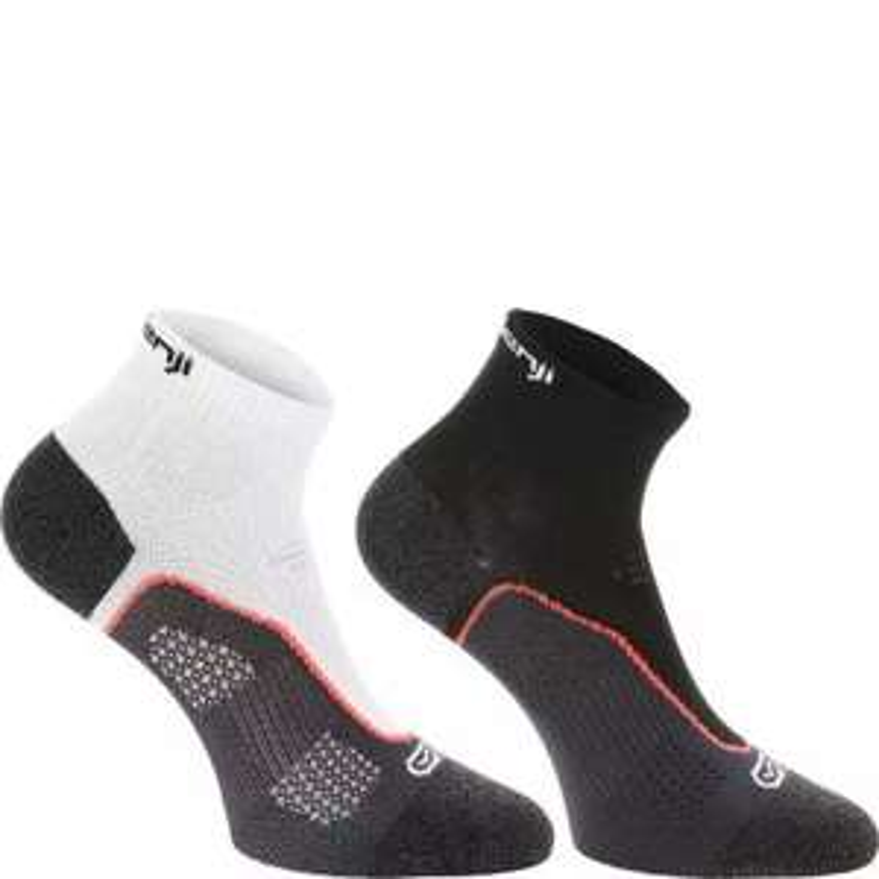 Chaussettes KipRun HIGH x2 (deux paires)