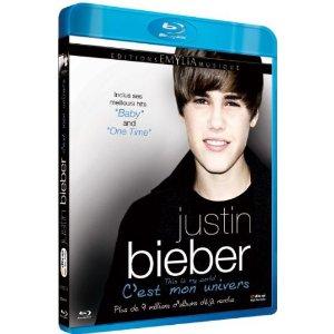 Justin Bieber : C'Est Mon Univers [Bluray]