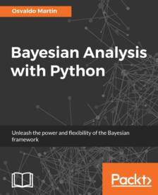 eBook Bayesian Analysis with Python gratuit (Dématérialisé - Anglais)