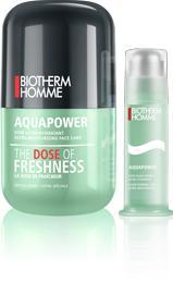 Echantillon Biotherm The Dose pour homme : Gel douche Aquapower 5ml gratuit