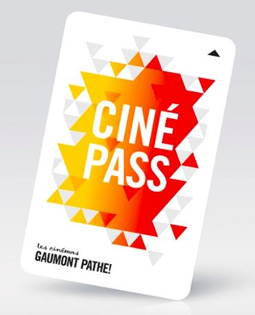 Gaumont Pathé - Abonnement 1 an au CinéPass (frais de dossier offert)