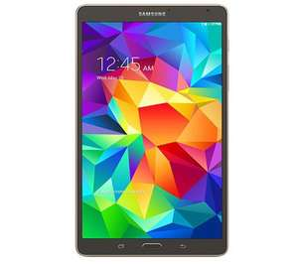 "Tablette 8.4"" Samsung Galaxy Tab S - bronze - 16 Go - 4G"