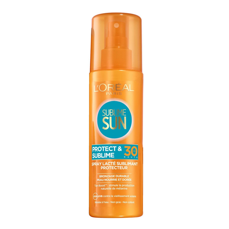 Crème solaire haute FPS 30 SUBLIME SUN (Via 10.40€ sur la Carte) - Carré Sénart - (77)