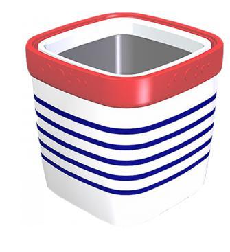 Lunch Box (à membrane)  Neolid Box Karl ou Marcel