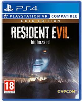 Resident Evil 7: Biohazard - Gold Édition sur PS4
