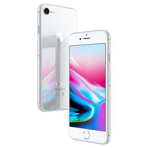 """Smartphone 4.7"""" Apple iPhone 8 - 64 Go + Écouteurs AirPods offerts (Frontaliers Suisse)"""