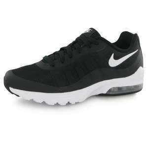 Baskets Nike Air Max Invigor - noires, taille 40 à 46