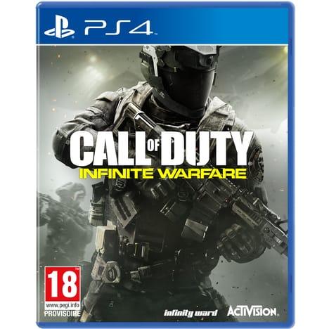 Jeu Call Of Duty : Infinite Warfare sur PS4 (+5€ sur la carte de fidélité)