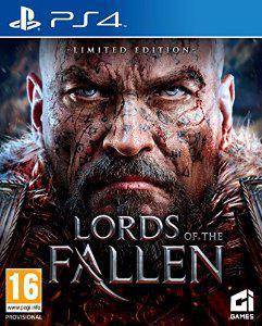 Jeu Lords of the Fallen - édition limitée PS4 et PC