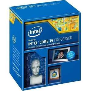 Processeur Quad core Intel i5-4460 - 3,2 GHz