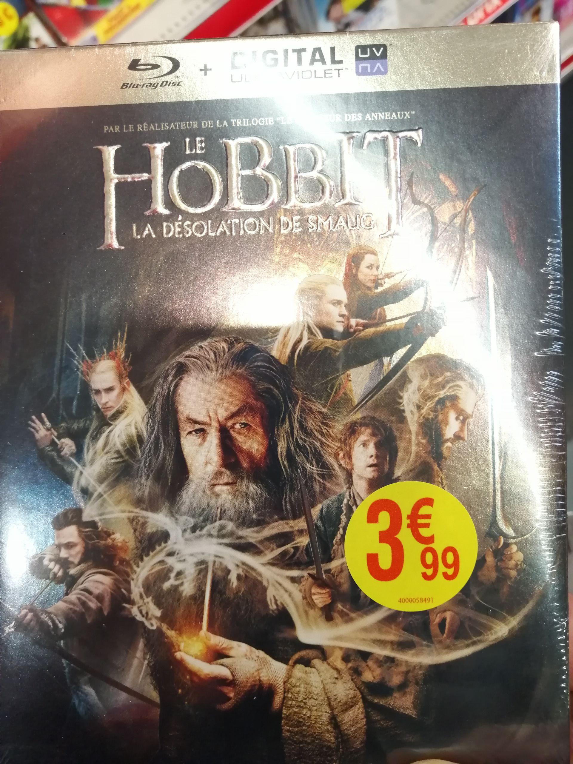 Blu-ray Le Hobbit: La désolation de Smaug - Givors (69)