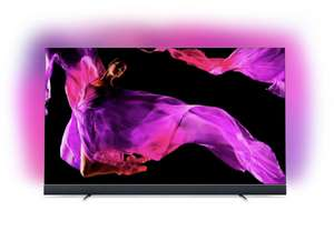 """TV OLED 65"""" Philips 65OLED903 avec Ambilight (3 Côtés) - UHD 4K, HDR, Android TV (Via ODR 500€ - Frontaliers Luxembourg)"""