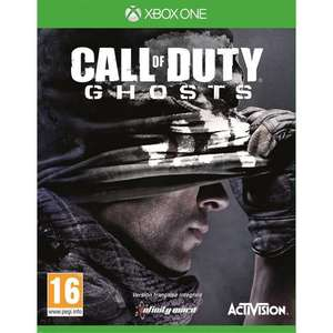 Jeu Call of Duty Ghosts sur Xbox One
