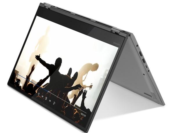"PC portable hybride tactile 14"" FullHD Lenovo Yoga 530, Ryzen 5 2500U, Vega 8, RAM 8 Go RAM, SSD 256GO (via ODR 80€ et 79.90€ sur la carte)"