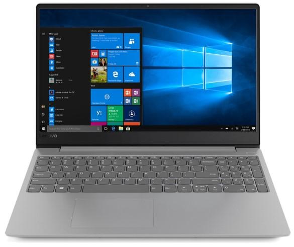 "PC Portable Lenovo Ideapad 15.6"" - Ryzen 5 2500U, AMD Radeon Vega 8, SSD 128 Go, 4 Go RAM, Win 10 (via ODR 80€ et 49.90€ sur la carte)"