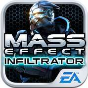 Jeu iPhone Mass Effect Infiltrator