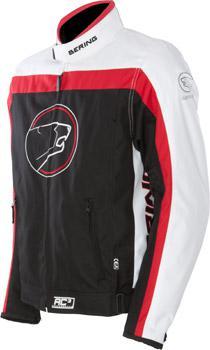 Blouson moto homme Bering Dink en textile (L, XL, XXL)