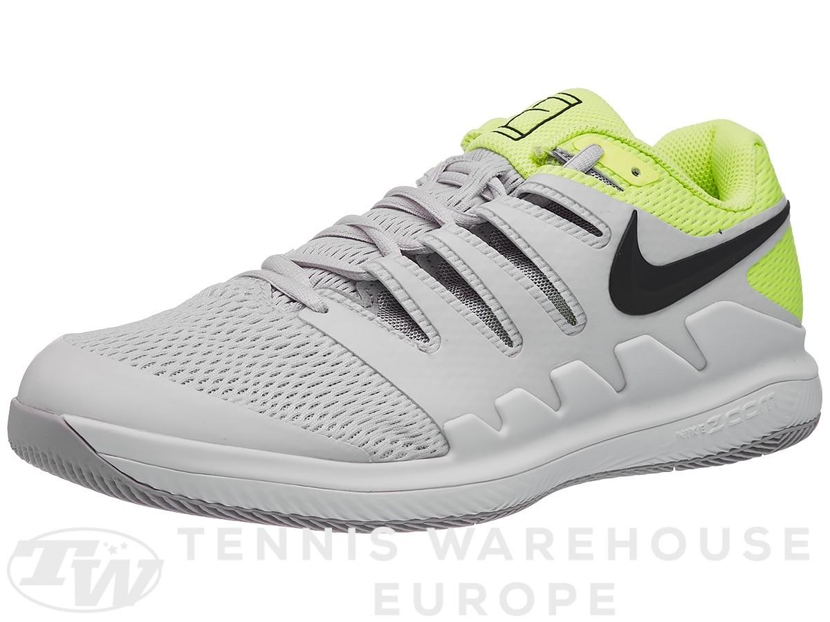 Paire de chaussures Nike Air Zoom Vapor X - Gris/noir