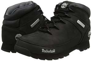 Bottes Chukka Homme Timberland Euro Sprint Hiker - Noir (Taille 40 au 49)