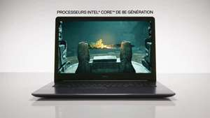 """PC Portable Dell G3 17"""" Gaming Laptop ( i7-8750H / 16Go / GeForce 1050 / 128Go SSD + HDD 1TB)"""