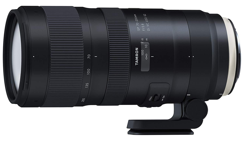 Objectif Tamron 70-200 f/2.8 VC G2 Canon
