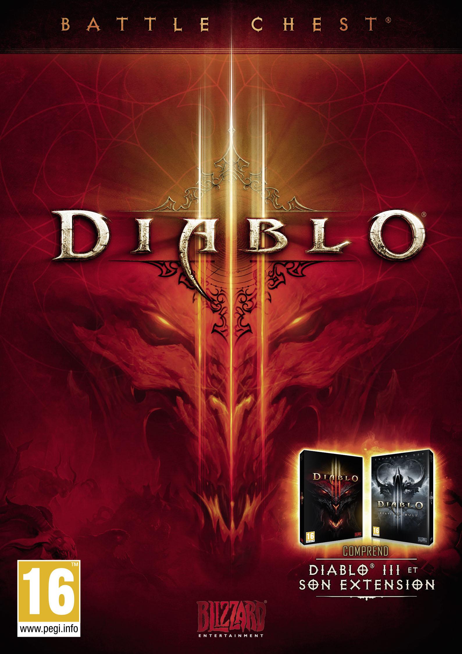 Diablo III Battlechest sur PC / Mac (Dématérialisé)