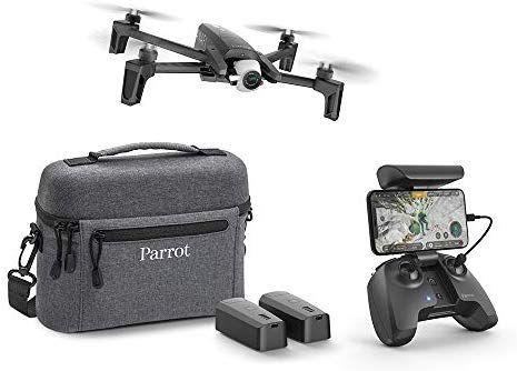 Drone Parrot Anafi Pack Extended - avec 2 batteries + sac de transport + Pales d'hélice