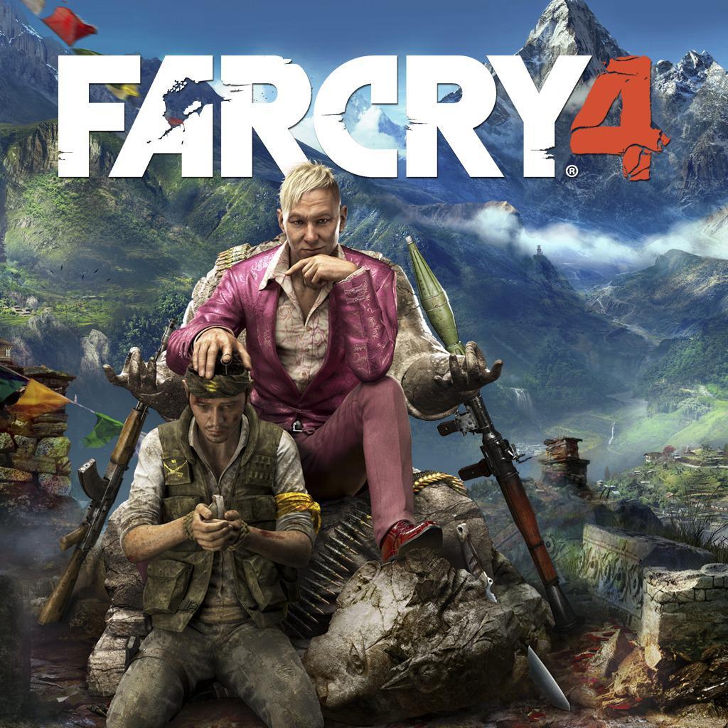 Sélection de 5 jeux PC (Dématérialisés) en promotion - Ex : Far Cry 4