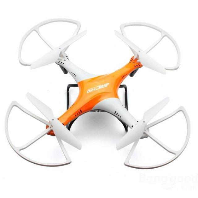 Drone JJRC H10 2.4G 6 axes Mode 3D RTF - Bleu ou orange