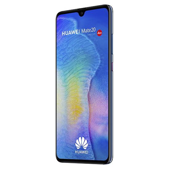 "Smartphone 6.53"" Huawei Mate 20 - full HD+, Kirin 980, 4 Go de RAM, 128 Go, différents coloris (557.94€ avec le code KADO)"