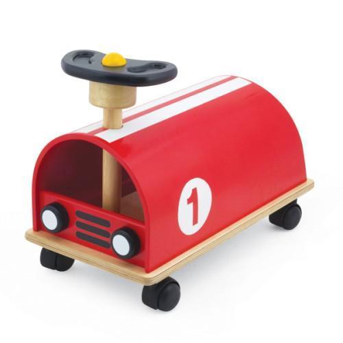 Porteur voiture de course pour enfant de 1 à 5 ans