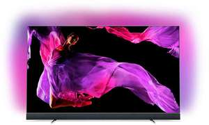 "TV 65"" Philips 65OLED903 - OLED, 4K UHD Premium, HDR Perfect / HDR 10+, Android TV, Ambilight, Audio Bowers & Wilkins 50W (via ODR de 300€)"
