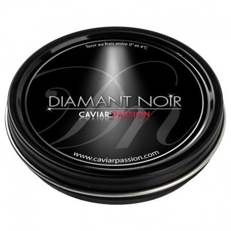 Boite de Caviar Diamant Noir - 20 gr (caviarpassion.com)